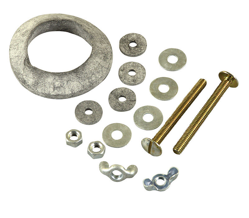 Danco  Gasket and Bolt Kit  Steel