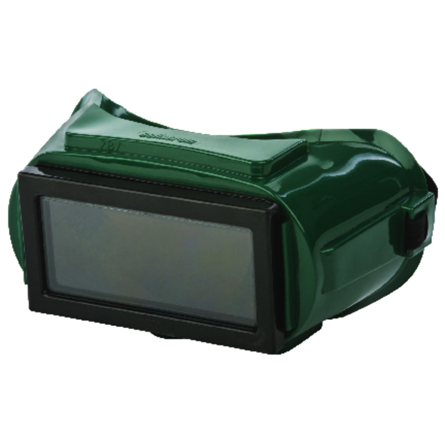 Forney  7.5 in. L x 3.44 in. W Welding Goggles  Green  1 pk