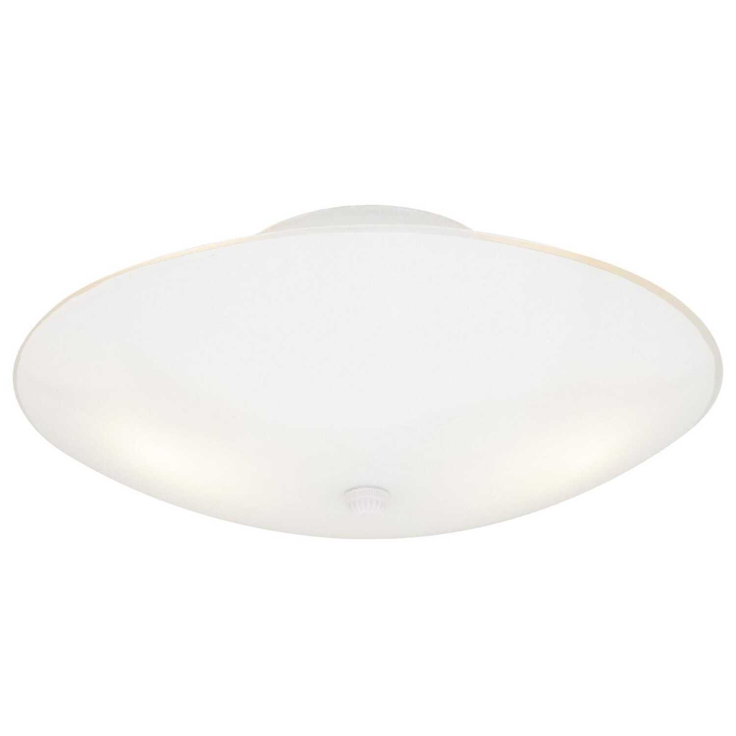 Westinghouse  6-1/2 in. H x 13 in. L x 13 in. W Ceiling Light