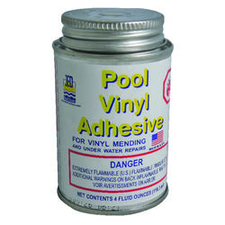 Ace  Vinyl Repair Adhesive  4 oz.