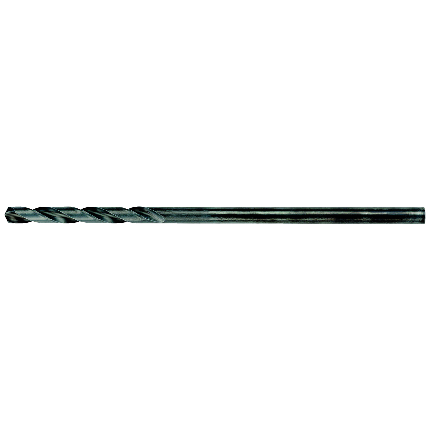 Irwin  Aircraft Extension  1/2 in. Dia. x 12 in. L High Speed Steel  Split Point Drill Bit  Straight