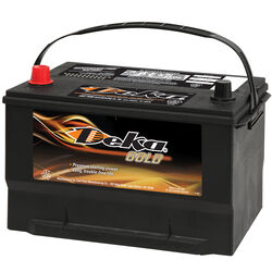 Deka Gold Series 850 CCA 12 volt Automotive Battery