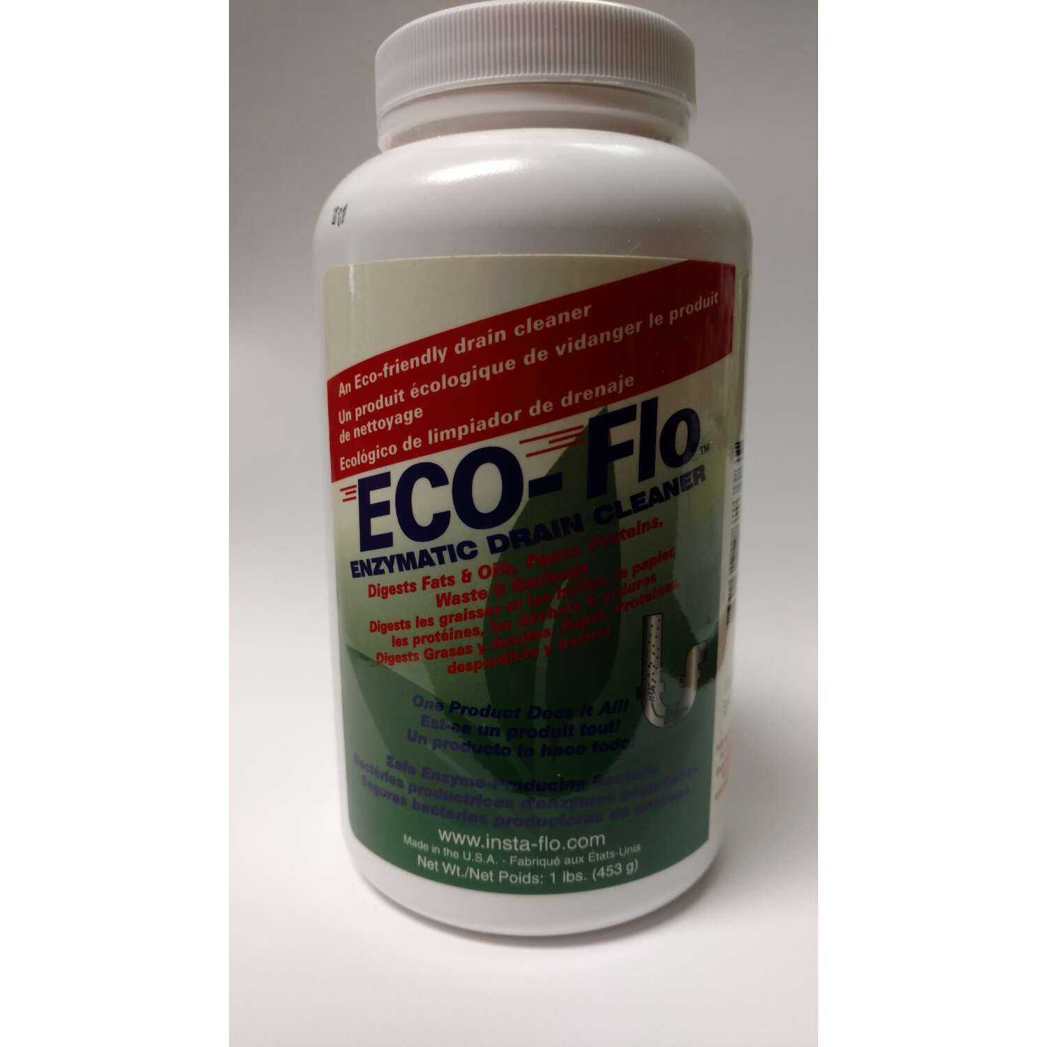 Eco-Flo Powder Septic Treatment 1 lb.