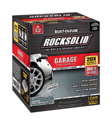 Rust-Oleum RockSolid Dark Gray Garage Floor Coating Kit 76 oz.