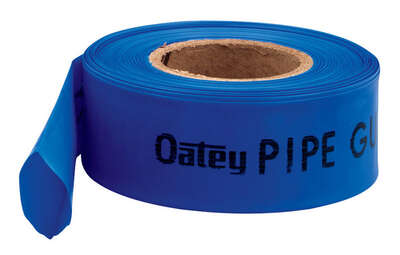 Oatey  1/2 in. to 1 in.  200  Polyethylene  Pipe Guard