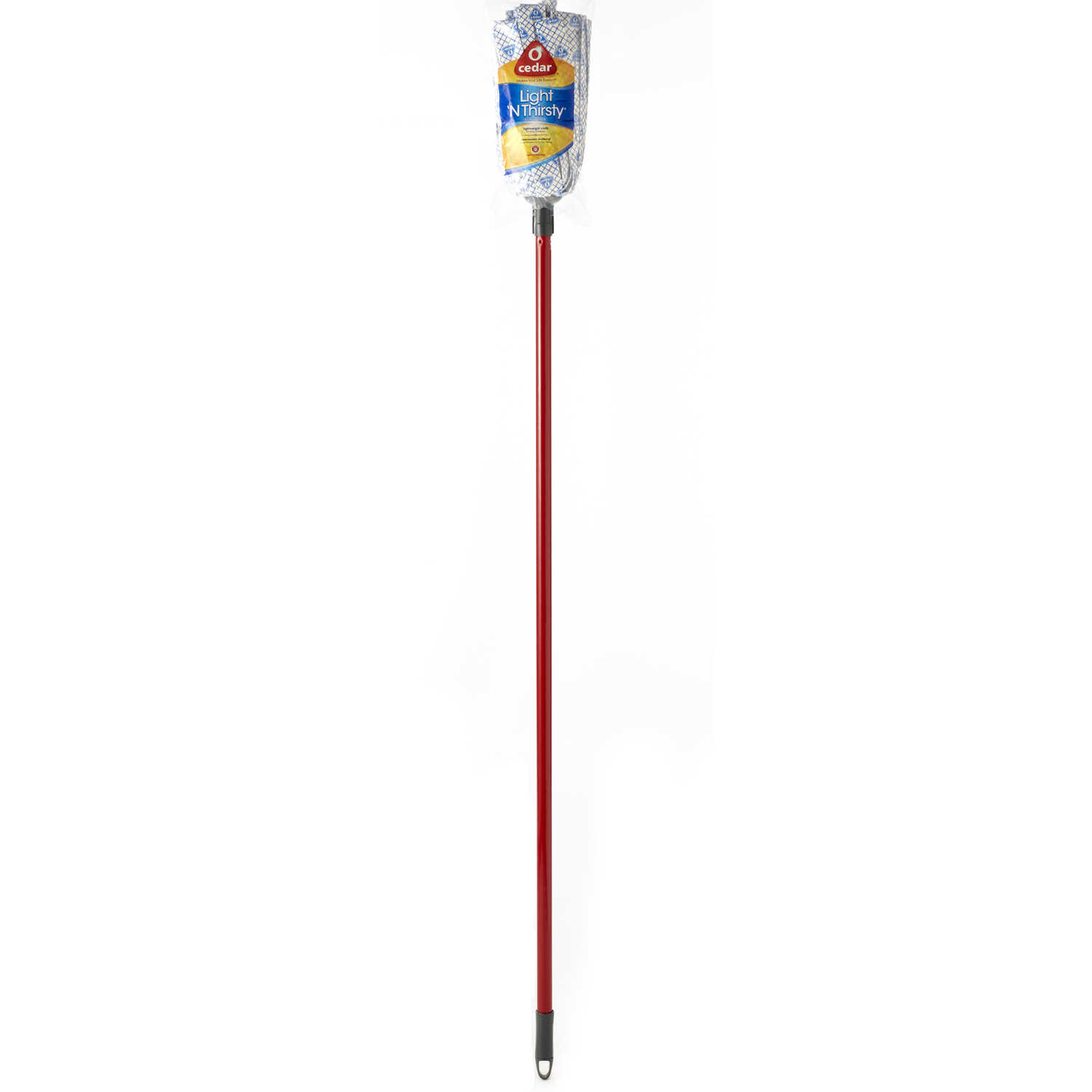 O-Cedar  Light 'N Thirsty  9 in. W Wet  Mop