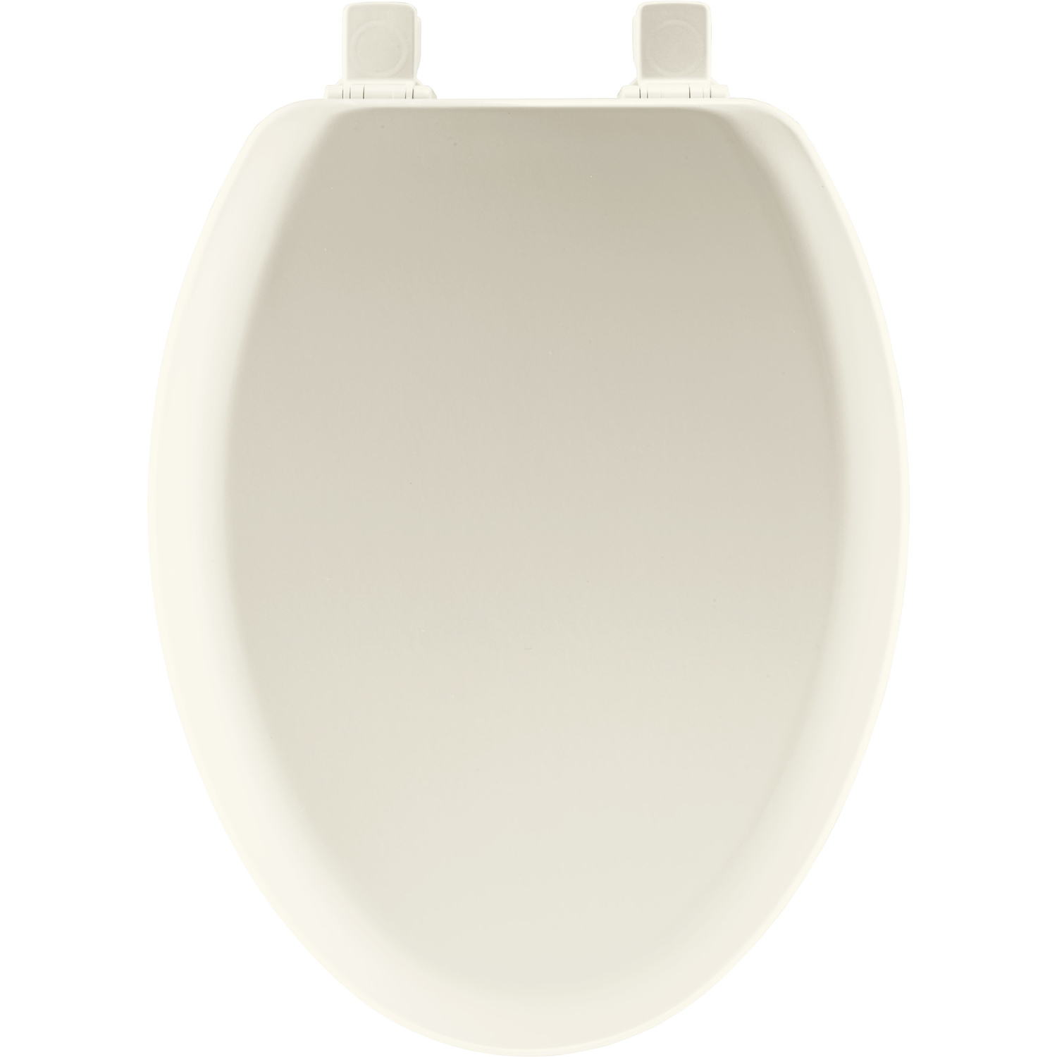 Mayfair  Elongated  Biscuit  Molded Wood  Toilet Seat