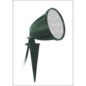 Ace  Green  Plug In  5.5 watts LED  Spike Light  1 pk