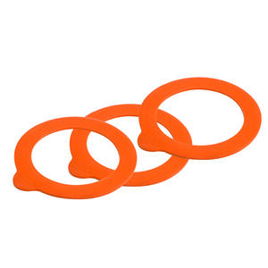 Kilner  Rubber Replacement Seals  6 pk