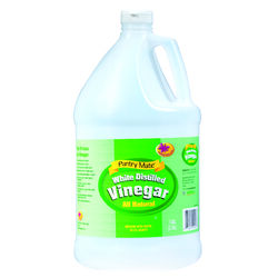 Pantry Mate  All Natural  No Scent Vinegar  Liquid  1 gal.