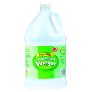 Pantry Mate  All Natural  No Scent Vinegar  1 gal. Liquid