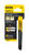 Stanley  5.1 in. Retractable  Snap-Off Utility Knife  Black/Yellow  1 pc.