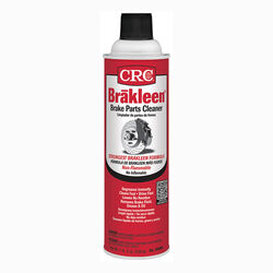 CRC  Brakleen  Chlorinated Nonflammable Brake Parts Cleaner  19 oz.