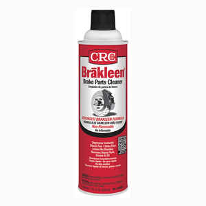 CRC  Brakleen  Chlorinated Nonflammable Brake Cleaner  20 oz.