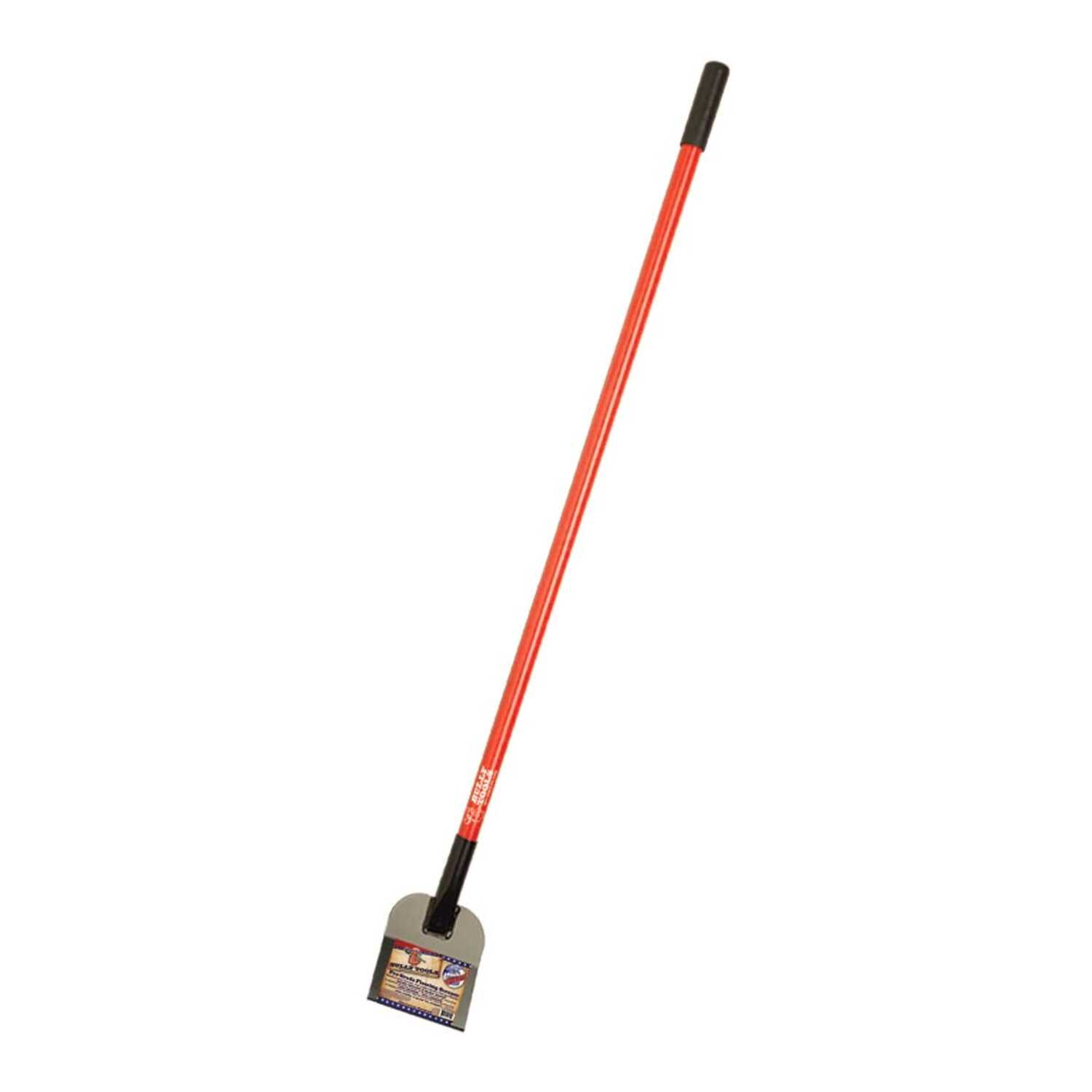 Bully Tools  6 in. W Steel  Floor Scraper