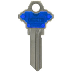 Hillman  Traditional Key  House/Office  Key Blank  68  SC1, EZ2, CLP1  Single sided For Schlage Lock
