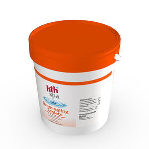 hth  Spa  Tablet  Brominating Chemicals  5 lb.