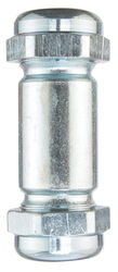 BK Products 1/2 in. Compression x 1/2 in. Dia. x 3 in. L Compression Galvanized Steel Coupling