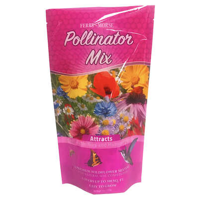 Ferry-Morse  Wildflower Mix  Seeds  1 pk