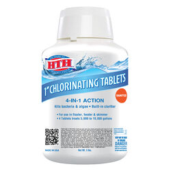 HTH Tablet Chlorinating Chemicals 5 lb.
