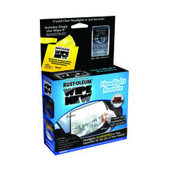 Rust-Oleum Wipe New Headlight Restorer Kit