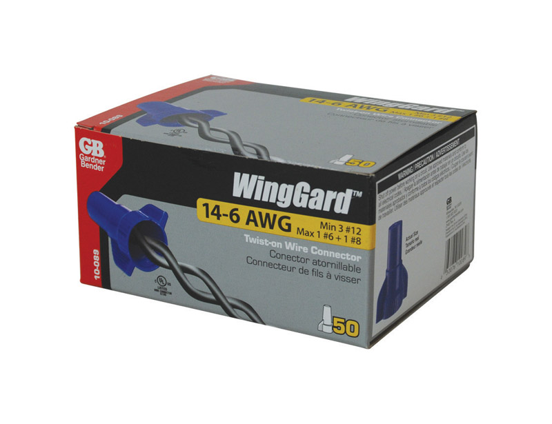 WingGard  50  14-6 AWG Wire Connector
