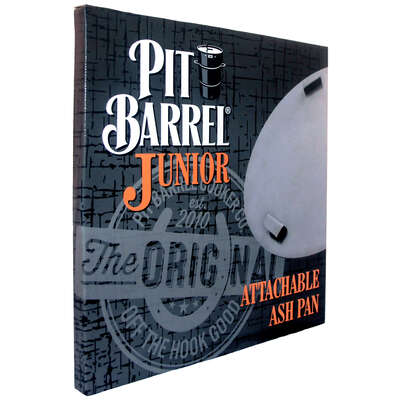 Pit Barrel Cooker Co.  Stainless Steel  Ash Pan Catcher