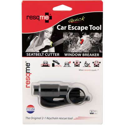Resqme  1 pc. Car Escape Rescue Tool