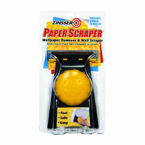 Zinsser  Paper Scraper  4-1/2 in. W Steel  Wallpaper Remover