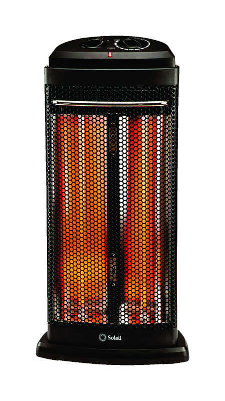 Soleil  900 sq. ft. Electric  Tower  Portable Heater