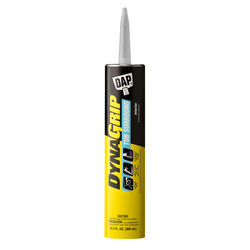 DAP  DynaGrip Tub Surround  Construction Adhesive  10.3 oz.