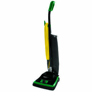 Bissell Commercial  BigGreen Commercial ProTough  Bagged  Corded  Upright Vacuum  7.25 amps Black an