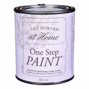 Amy Howard at Home  Flat Chalky Finish  Selznick Grey  One Step Paint  32 oz.