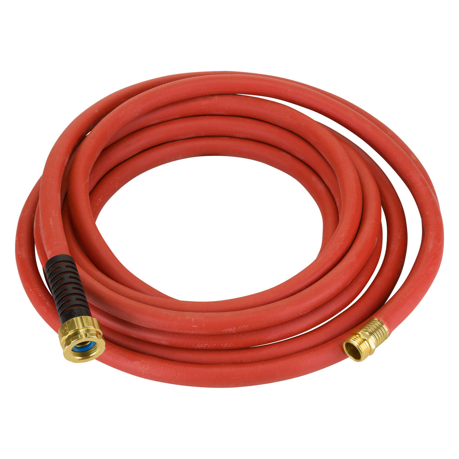 Ace  5/8 in. Dia. x 25 ft. L Hot Water  Red  Rubber  Hose