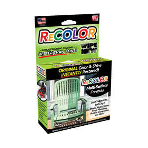 ReColor  Color Restorer  2 oz. Wipes