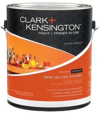 clark and kensington interior semigloss