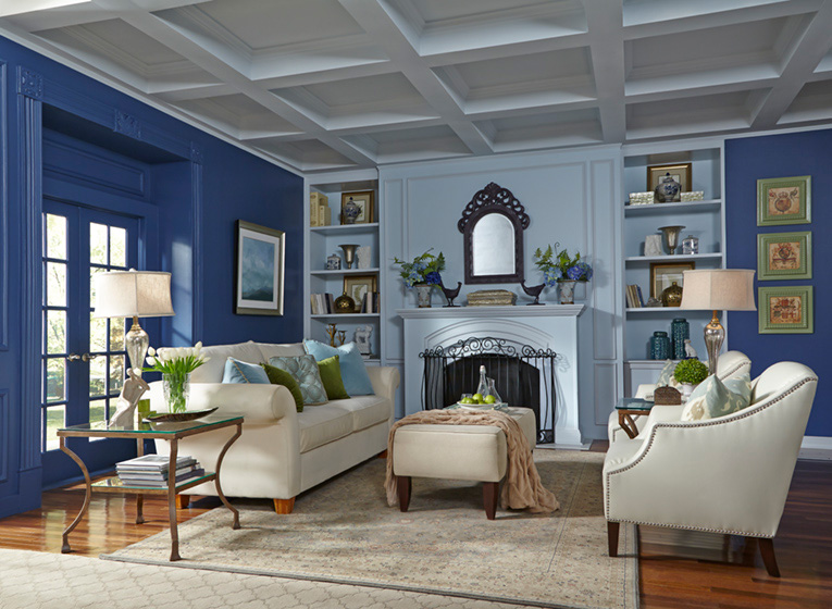 living family rooms