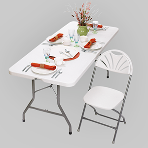 Folding Table & Chair Savings