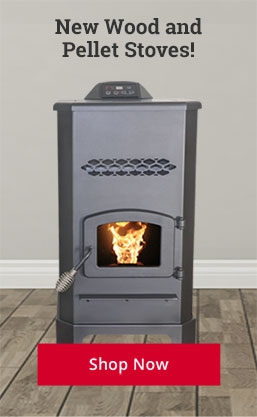 New Wood And Pellet Stoves