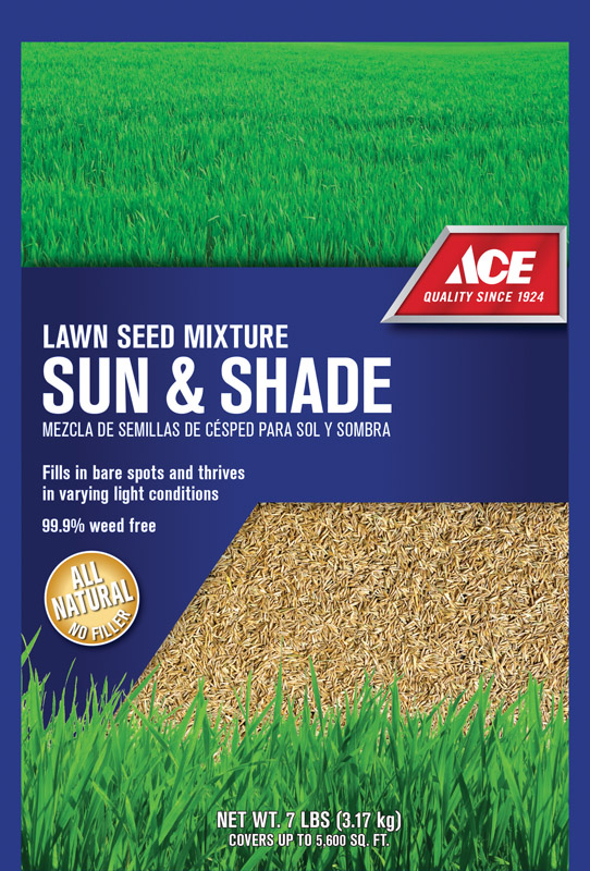 Grass Seed Fast Growing Organic Seeds At Ace Hardware