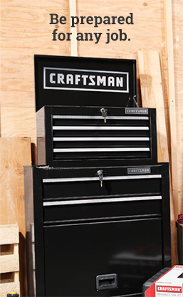Craftsman image, be prepared for any job
