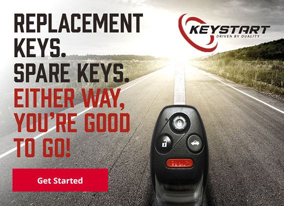 Keystart - Replacement Keys. Spare Keys. Either way, you're good to go! Get Started