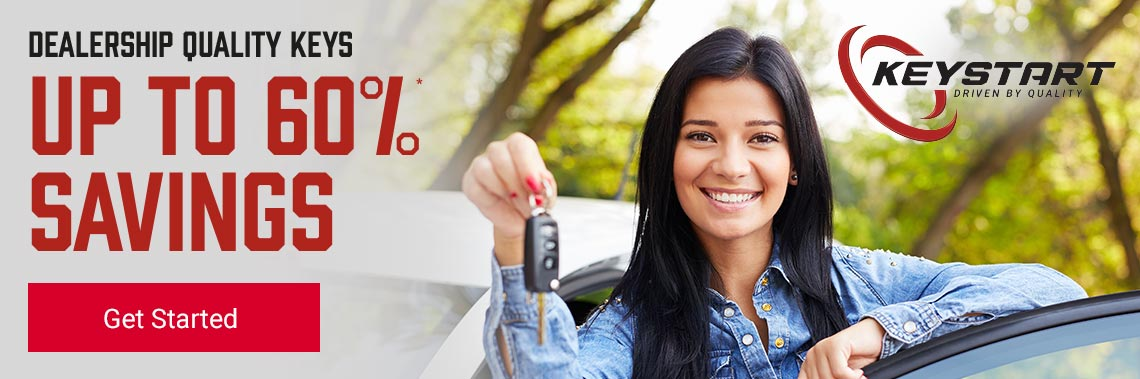 Keystart - Dealership Quality Keys - Up to 60% Savings