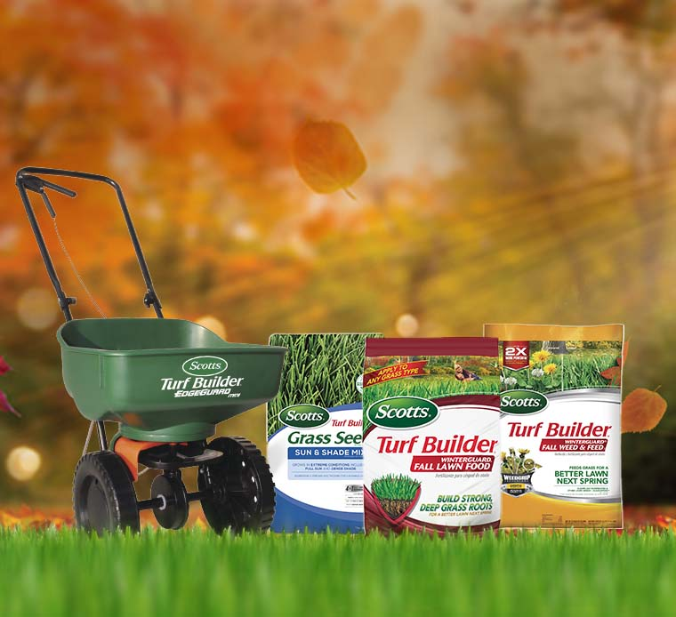 Scotts Lawn Products