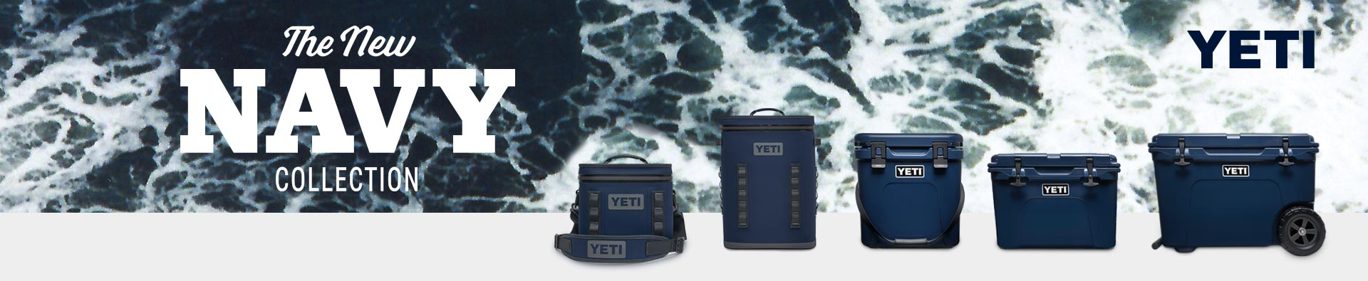 Yeti - The New Navy Collection