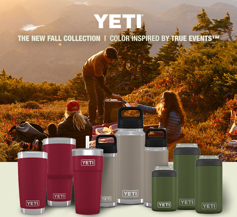 Yeti - The New Fall Collection
