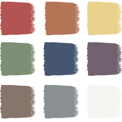 Color Swatch Grid