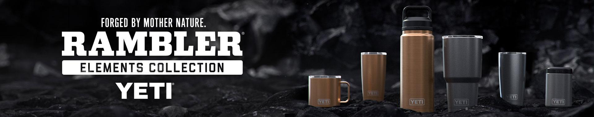 Yeti - Rambler Elements Collection