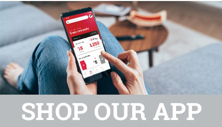 shop our app