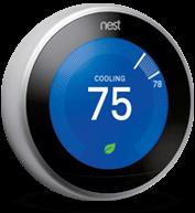 Nest Wi-Fi Programmable Thermostat